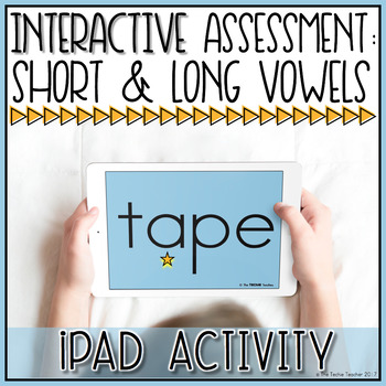 Long and Short Vowels with Shadow Puppet EDU