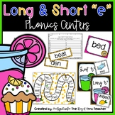 Long E and Short E Centers