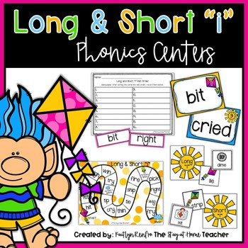"""Long and Short """"i"""" Stations"""