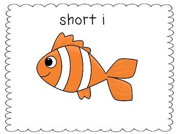 Long and Short i Word Sort (CVC and CVCe)