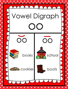 Vowels - Digraphs - Long and Short oo - Variant Vowels