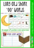 Long and Short 'oo' words work package