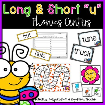 Long U and Short U Centers