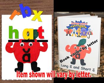 Long and short u