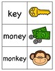 Long e (EY) Picture Word Match