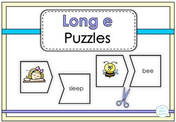 Long e Puzzles