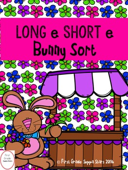 Long e Short e Bunny Sort