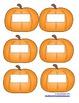 Long e/ Short e Pumpkin Sort