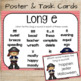 Long e Task Cards for Upper Elementary (Plus Digital Boom Cards)
