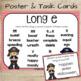 Long E Task Cards