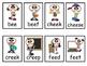 Long /e/ Word Game Center: ee, ea, y
