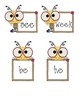 Long e and ee Word Sort Honey Bees