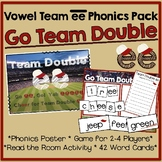Vowel Team /ee/ Phonics Game Pack