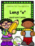 Long -e sound