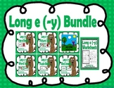 Long e (-y), ey, and y Literacy Activities Bundled with Assessment