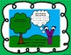 Long e (-y) story, wall sign, printable story, and worksheet