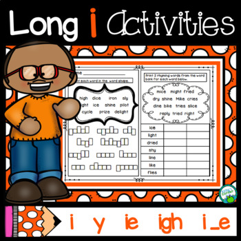 Long i Activities