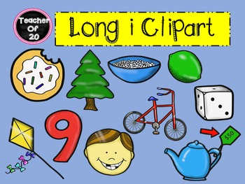Long i Clipart