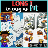 Long i ~ Easy as Pie! {Long i Vowel Teams Games, Puzzles and Sorts}