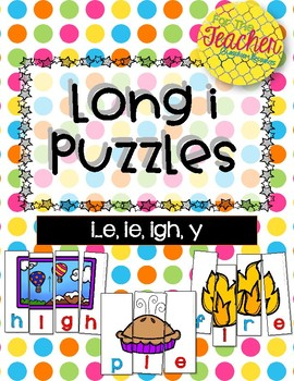 Long i Pattern Puzzles