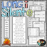 Long i Silent e Hands-on Spelling and Phonics