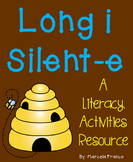 Long i Silent-e Literacy Activities