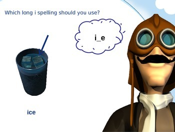 Long i Sound Spelling PowerPoint