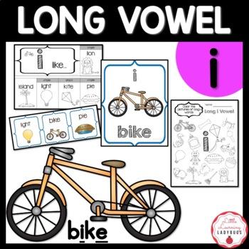 Long i Vowel Pack