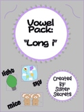 Long i Vowel Pack