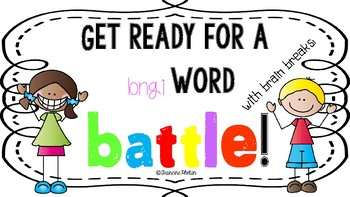 Long i Word Battle!