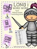Long Vowel Pattern {Long i}  Word Work