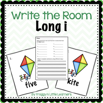 Long i Write the Room