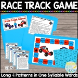 Long -i and Short -i Patterns File Folder Game {Race Track Game}