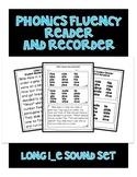 Long i (i_e) - Phonics Fluency Assessment
