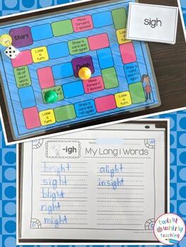 Long i igh Board Game