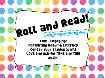 Long /i/ spelled /ie/ and /igh/ ROLL AND READ!