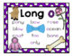 Long o Activities