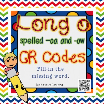 Long o QR Codes