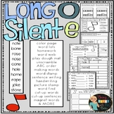 Long o Silent e Hands-on Spelling and Phonics