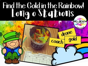 Long O Stations ~ Find the Gold in the Rainbow!