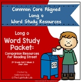 Long o Word Study Packet: (Dear Juno) Reading Street Resource Packet