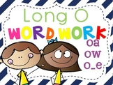 Long o Word Word Activity Pack {oa, ow, o_e}