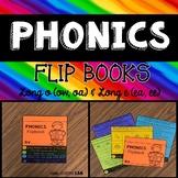 Journeys Now and Ben   Long o- oa, ow and Long e- ee, ea    Phonics Flip Book