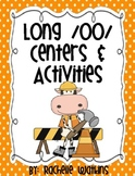 Long /oo/ Centers and Activities