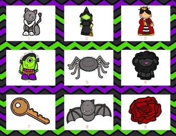 Long or Short Vowel Game {Trick or Treat Fill My Candy Bag}