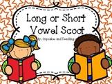 Long or Short Vowel Scoot