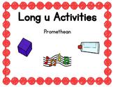 Long u Activities Promethean