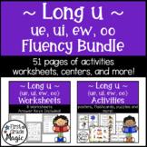 Long u Fluency Pack (ue, ew, ui and oo)