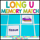 Long u Memory Match Game