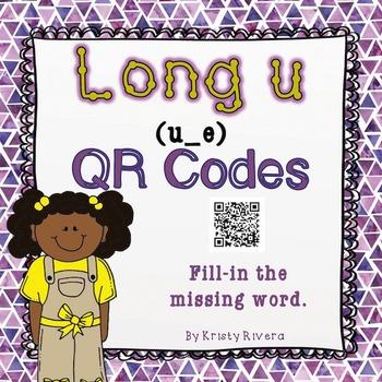 Long u QR Codes